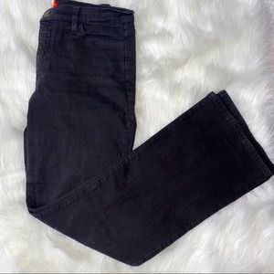•NYDJ Tummy Tuck Not Your Daughters Jeans Black 8P